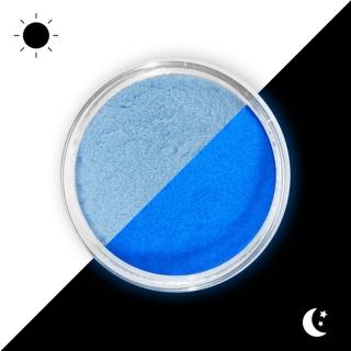 fluoreszkáló por